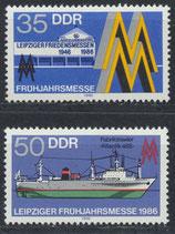 DDR 3003-3004 postfrisch