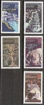 2203-2207 postfrisch (DDR)
