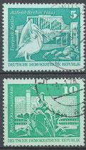 1842-1843  gestempelt (DDR)