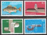 CH 1245-1248 postfrisch