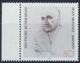 BRD 1372 postfrisch mit Bogenrand links