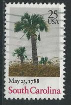 USA 1979  gestempelt