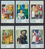 DDR 1975-1980 postfrisch