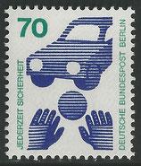 BERL 453  postfrisch
