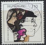 BRD 1972 gestempelt