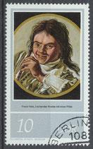 DDR 2543  philat. Stempel