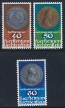 710-712  postfrisch (LIE)
