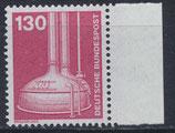 BRD 1135 postfrisch mit Bogenrand rechts