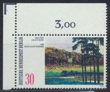 BERL 425 postfrisch mit Eckrand rechts oben