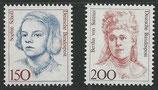 1497-1498 postfrisch  (BRD)