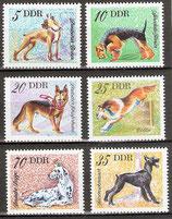 2155-2160 postfrisch (DDR)