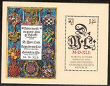 Block 73; postfrisch (DDR)