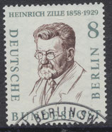 BERL 164 gestempelt