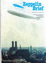Zeppelin-Brief Ausgabe Dezember 2014