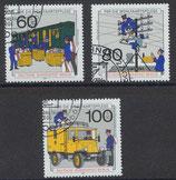BERL 876-878 gestempelt