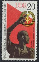 2039  philat. Stempel (DDR)