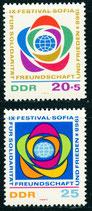 1377-1378 postfrisch (DDR)