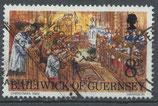 255  gestempelt (1) (GB-GUE)