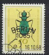 DDR 1411  philat. Stempel