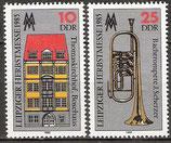 2963-2964 postfrisch (DDR)