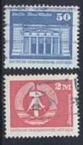 DDR 2549-2550 gestempelt