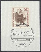 BERL 561  gestempelt mit Ersttagssonderstempel