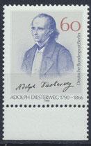 BERL 879 postfrisch mit Bogenrand unten