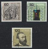 BRD 1215-1217 gestempelt (2)