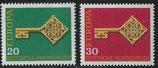 BRD 559-560  postfrisch