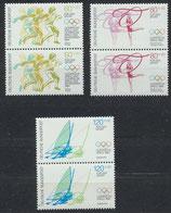 BRD 1206-1208 postfrisch senkrechte Paare