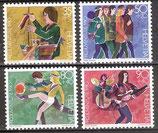 1431-1434  postfrisch  (CH)