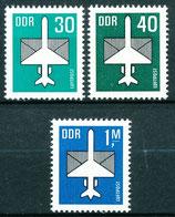 2751-2753 postfrisch (DDR)