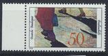 BRD 957 postfrisch mit Bogenrand links