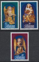 813-815 postfrisch (LIE)