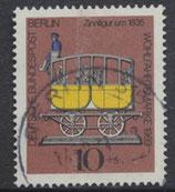 BERL  348 gestempelt
