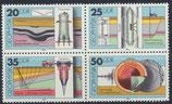DDR 2557-2560 postfrisch Viererblock