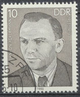 DDR 2920 philat. Stempel
