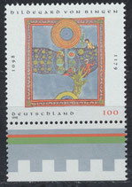 BRD 1981 postfrisch mit Bogenrand unten