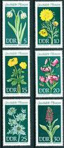 DDR 1456-1461 postfrisch