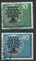 BRD 326-327 gestempelt (2)