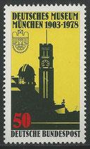 963   postfrisch  (BRD)
