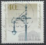 BERL 604 gestempelt