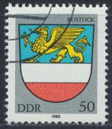 DDR 2936 philat. Stempel