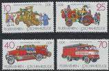 DDR 3101-3104 postfrisch