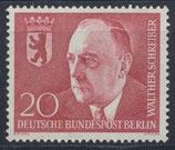 BERL 192  postfrisch