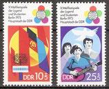 1829-1830 postfrisch (DDR)