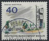 BERL 258 gestempelt