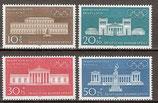 624-627  postfrisch  (BRD)