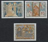 738-740  postfrisch (LIE)
