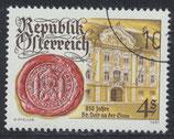 AT 1675 gestempelt